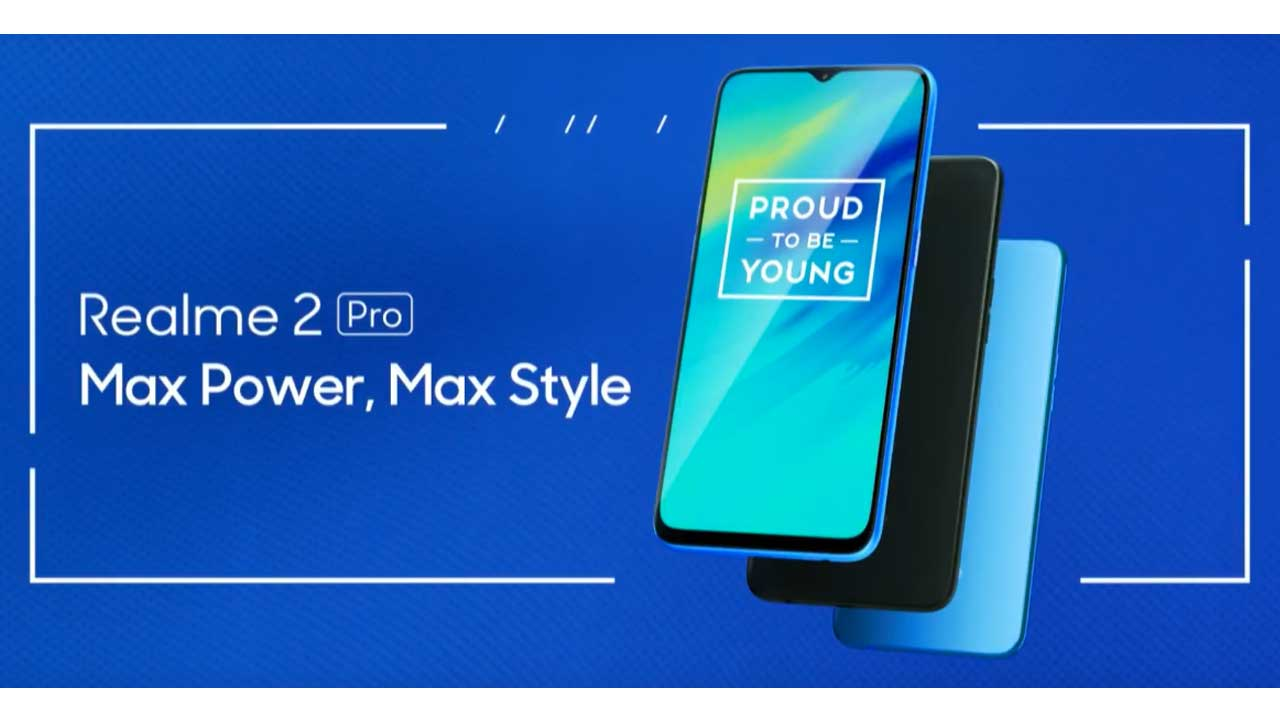 Make Sure Boy Boy Realme 2 Pro to Indonesia, Prices Are Still Secret