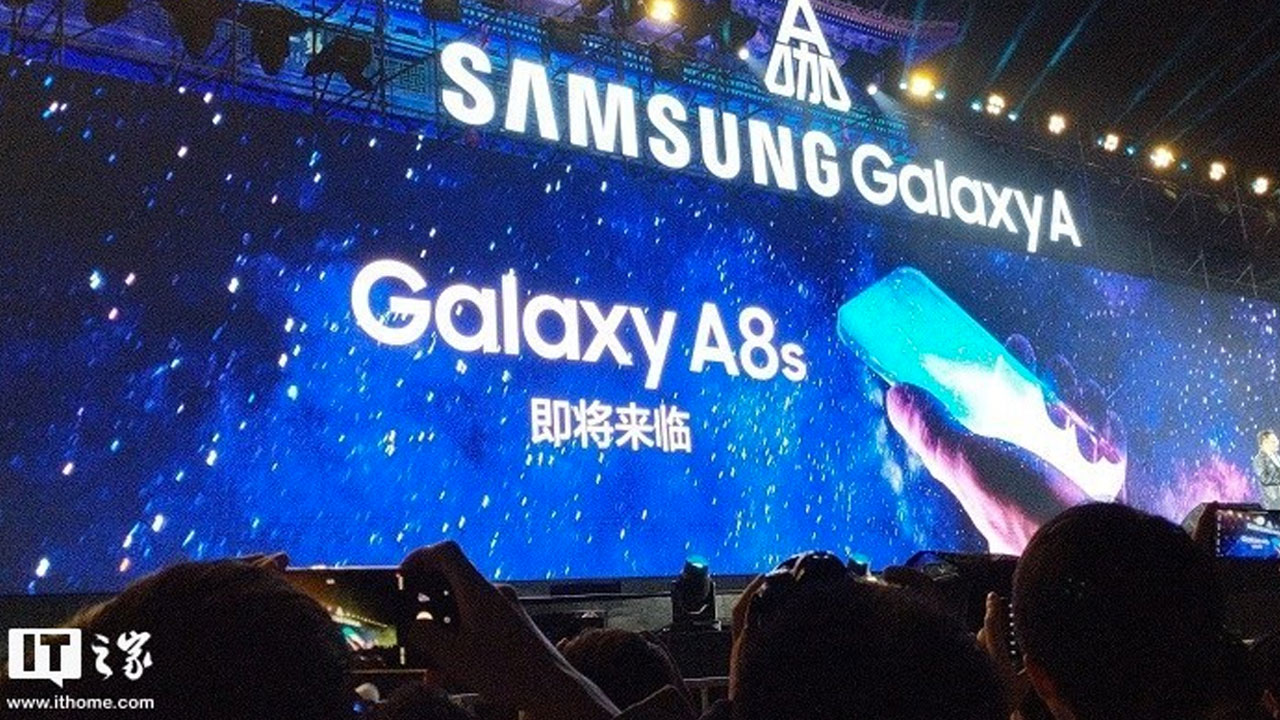 Release of Galaxy A9s and A6s, Samsung also show off Galaxy A8s