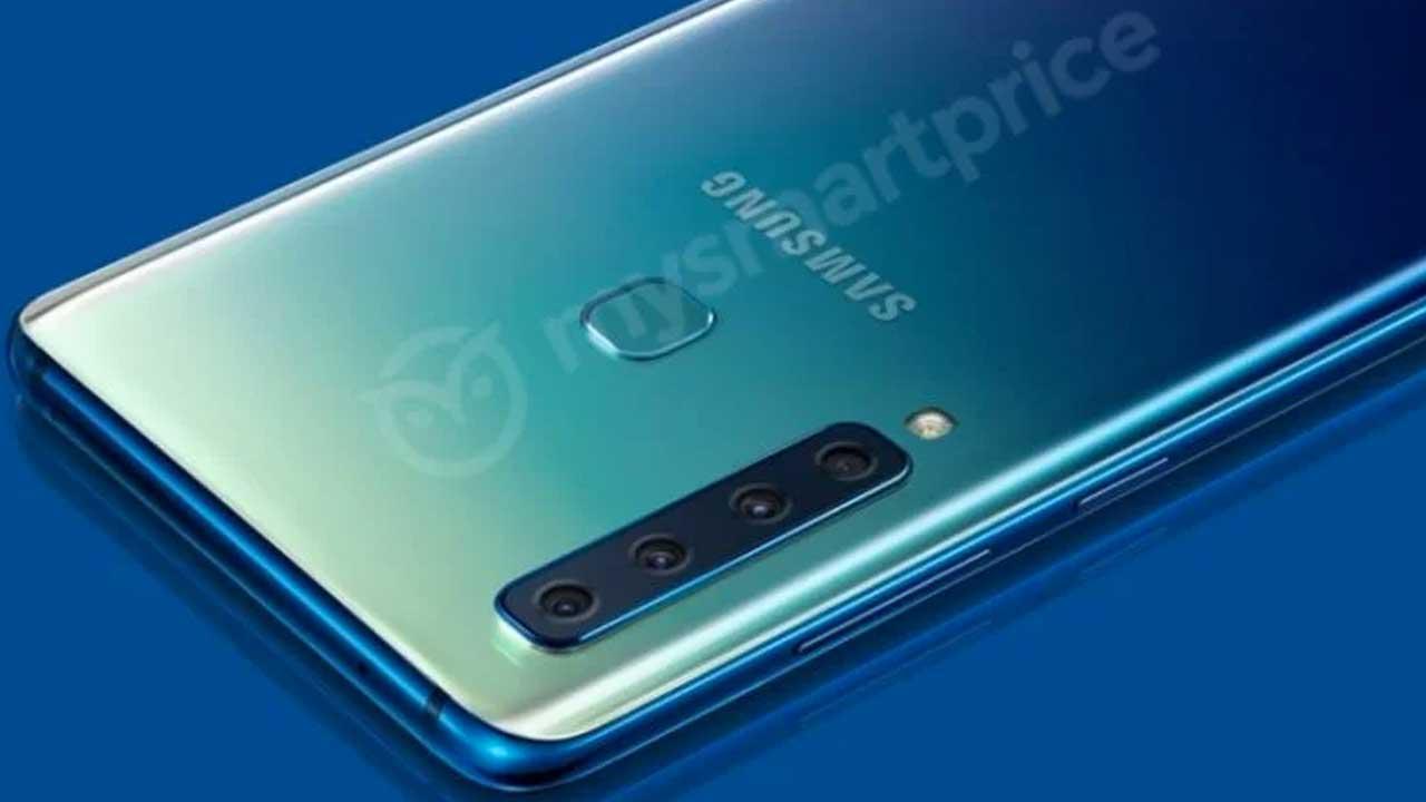 Samsung Galaxy A9 2018 1
