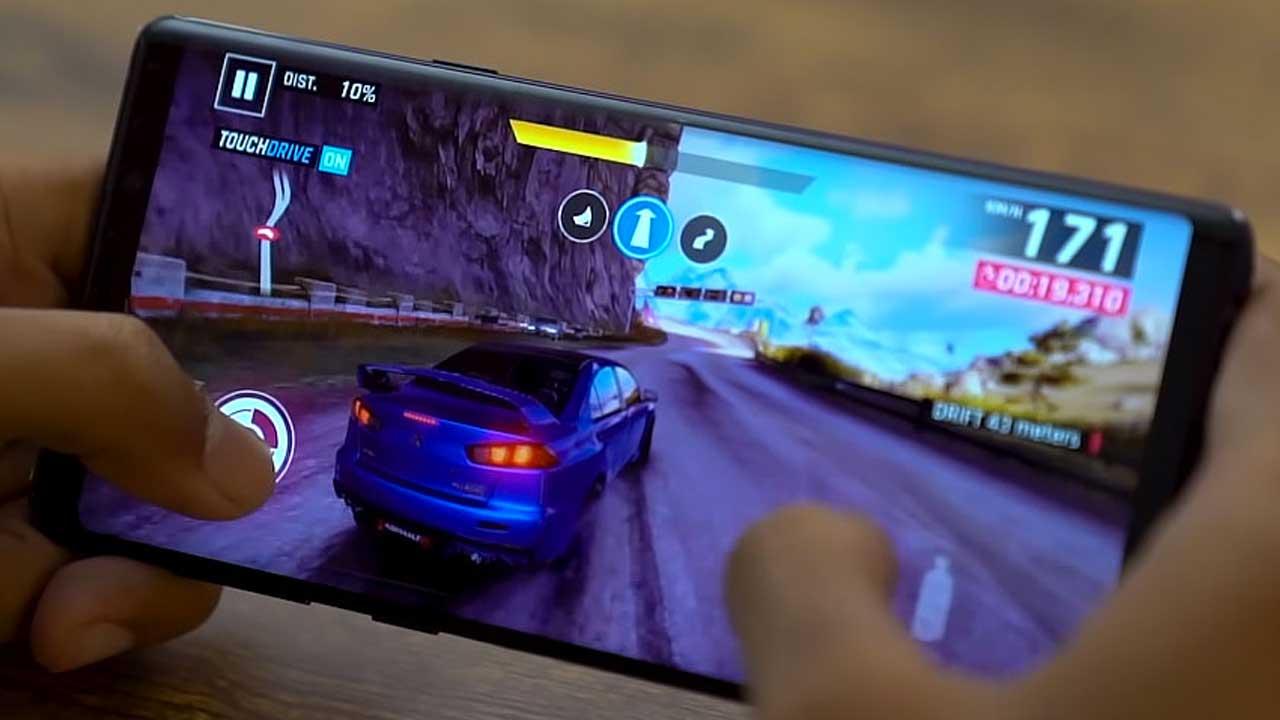 Samsung Galaxy Note 9 Game
