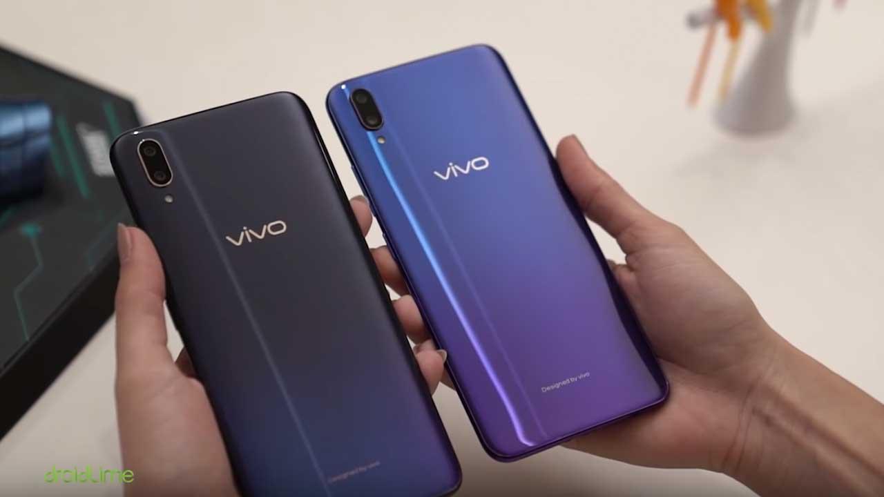 Vivo V11 Pro Review 1