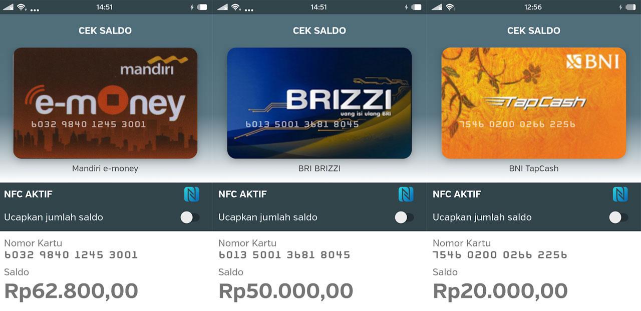 Cara Cek Saldo Uang Digital Semua Bank di Android