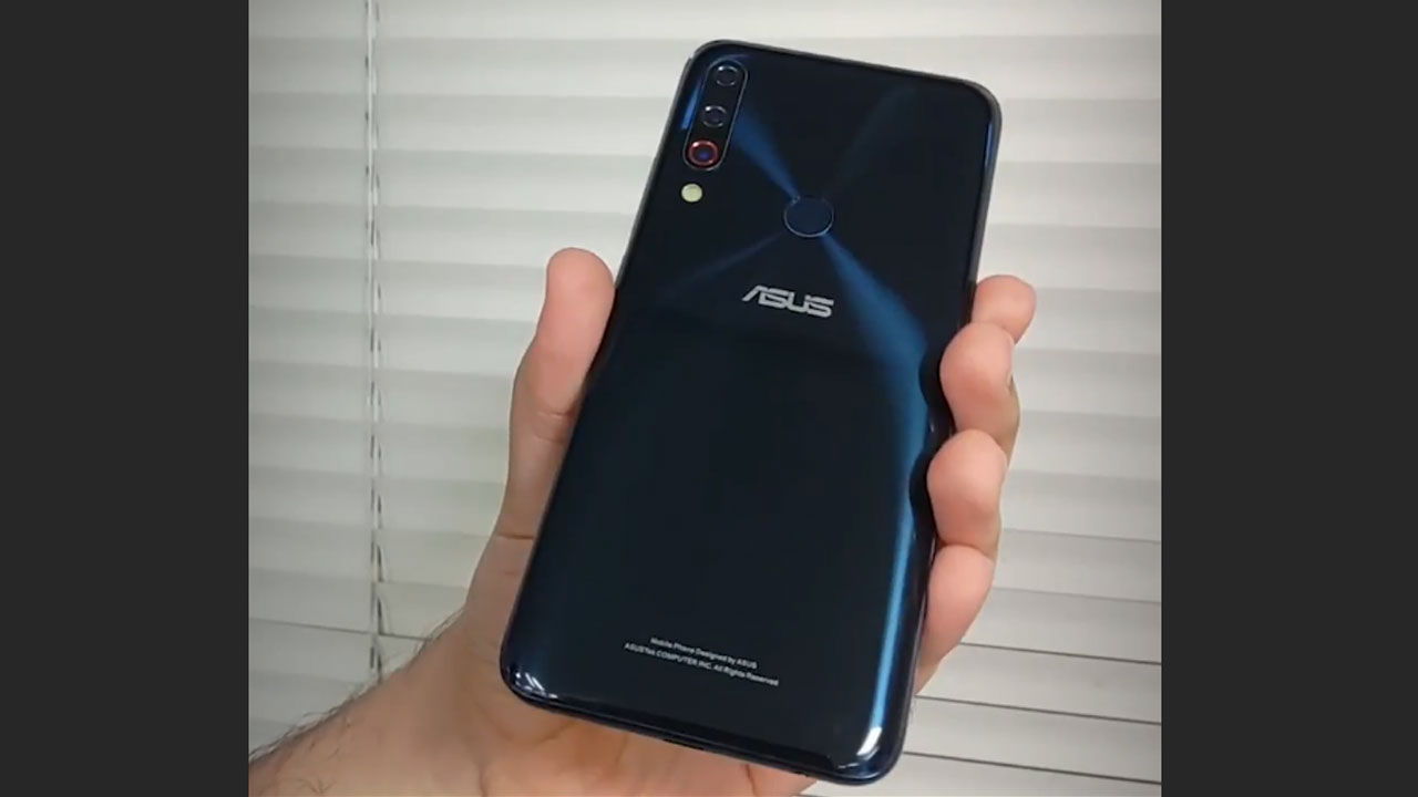 Peek at the ASUS ZenFone 6 Prototype