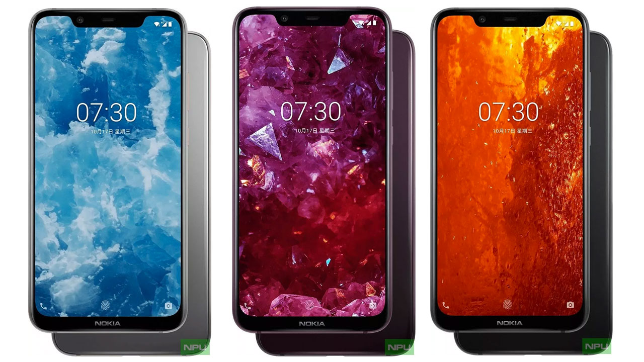 Nokia X7 Global Version Will Come with Nokia Name 8.1
