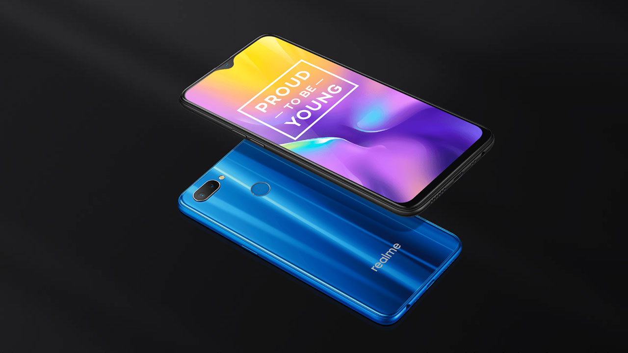 First use Helio P70, Realme U1 for sale at IDR 2.5 million