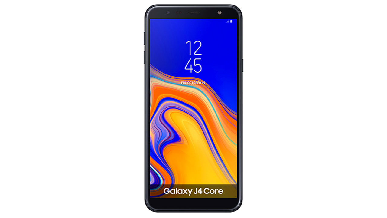 Galaxy J4 Core, Android Go Second Compilation Samsung