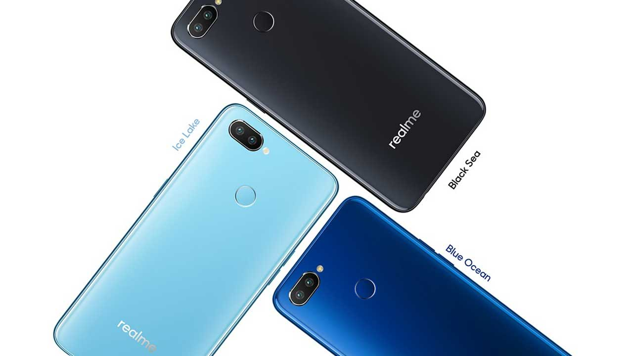 C1 Realme Sells 10 Thousand Units in 40 Seconds