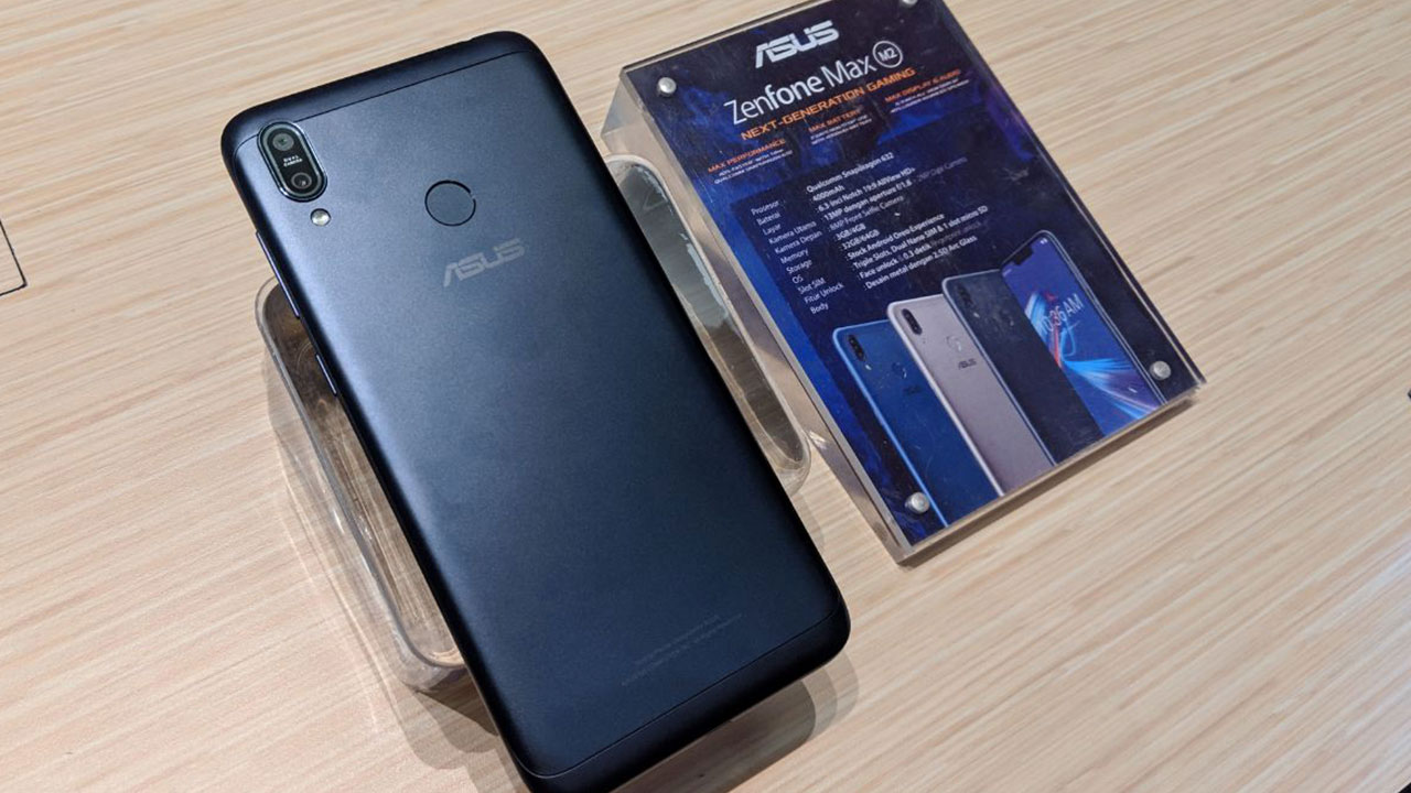 ASUS ZenFone Max Pro (M1) and Max (M2) Start Pie Tasting