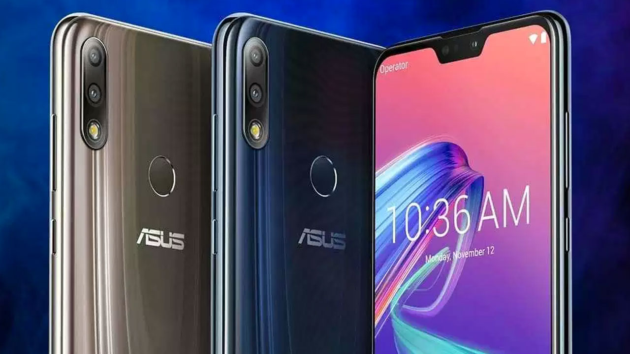 These 3 ASUS Smartphones Will Taste Pie Mid-April 2019