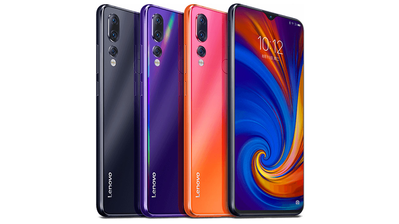 Lenovo Z5s Official Landed, How Attractive?