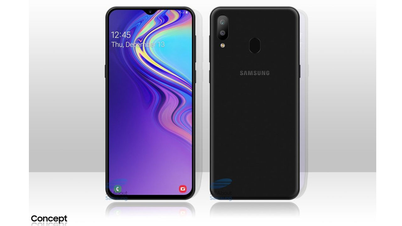 Samsung Galaxy M20 Has a 5,000 mAh battery?
