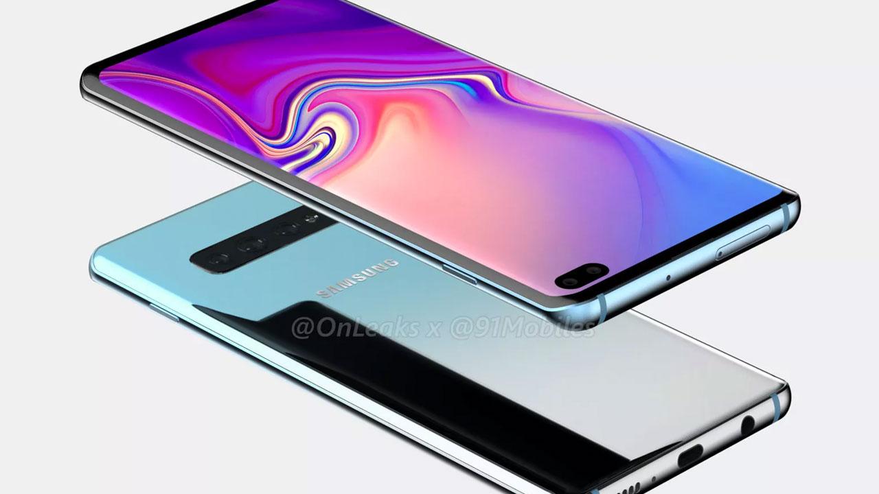 Internal Samsung Kasih Bocoran Harga Galaxy S10