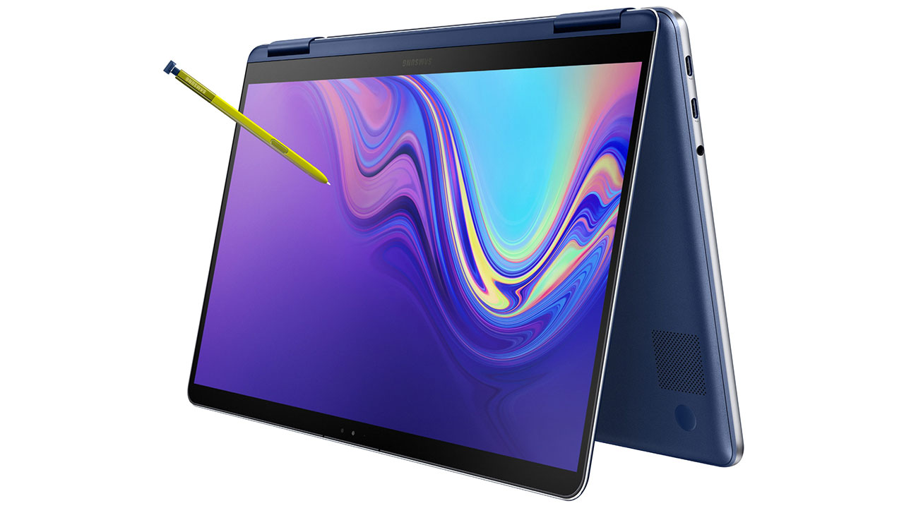 Samsung Presents Notebook 9 Pen for Creators
