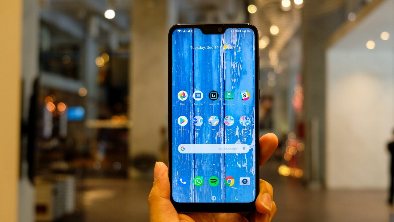 ASUS ZenFone Max Pro (M2) Finally Gives Android Pie