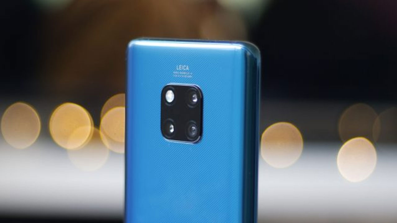Huawei Mate 30 Pro Leave the Square Camera House