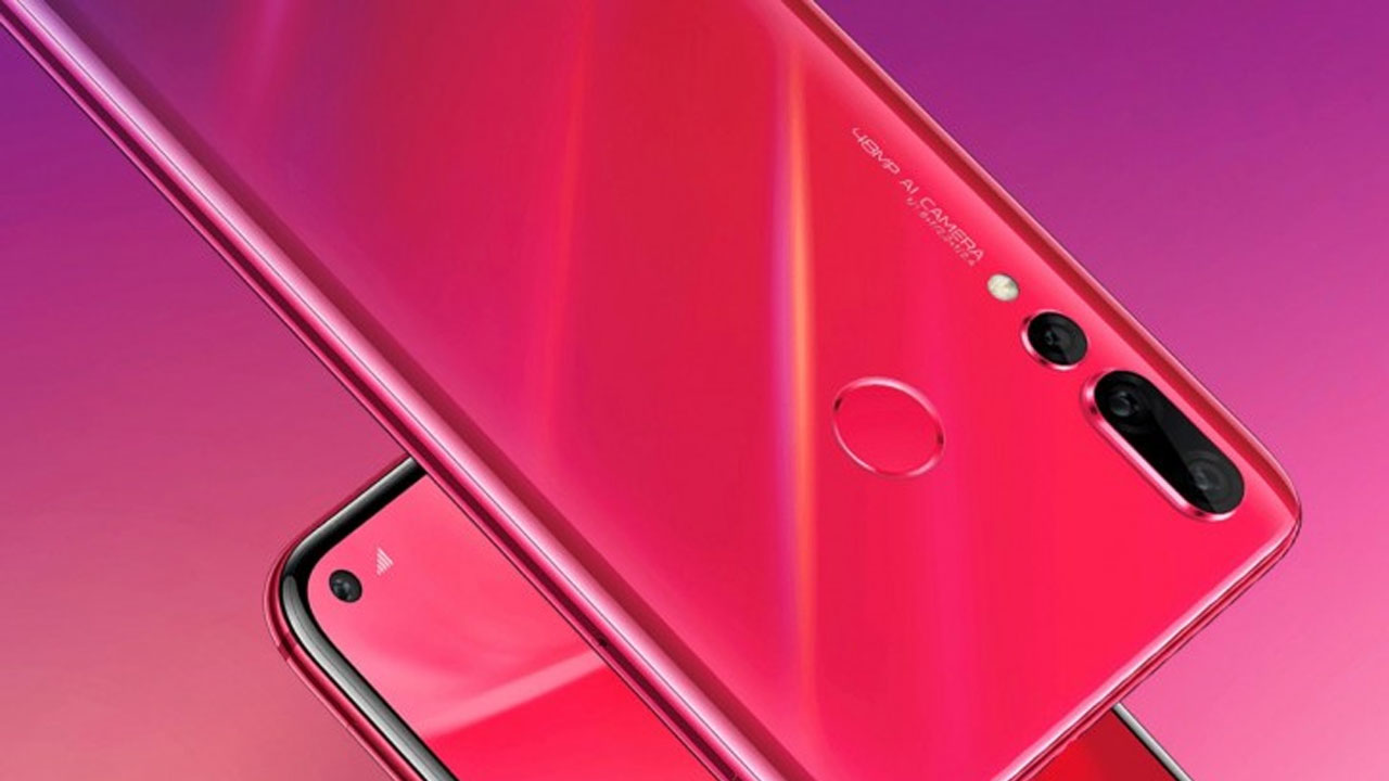 Official! Huawei Nova 4 has a 48 MP camera
