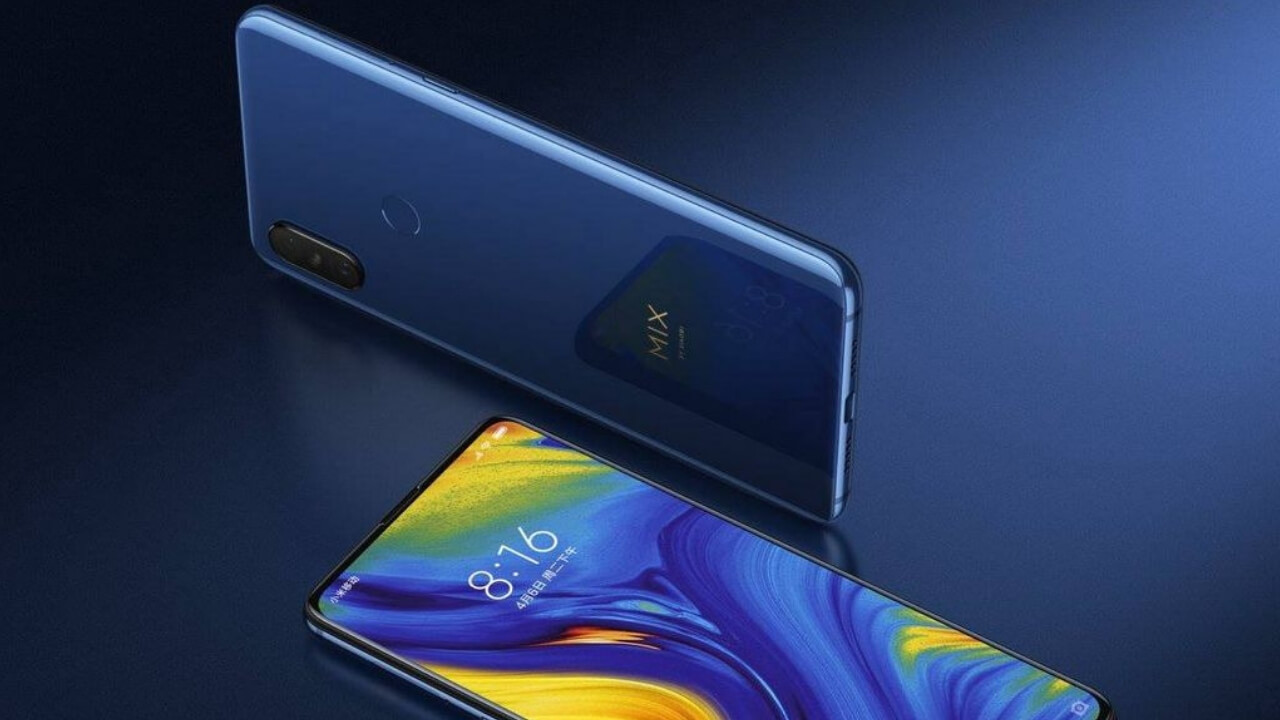 5G Xiaomi Nongol smartphone at TENAA, is this the newest Mi MIX?