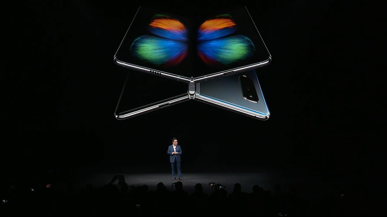 Samsung Galaxy Fold Claims Can Be Folded Up To 200 Thousand Times