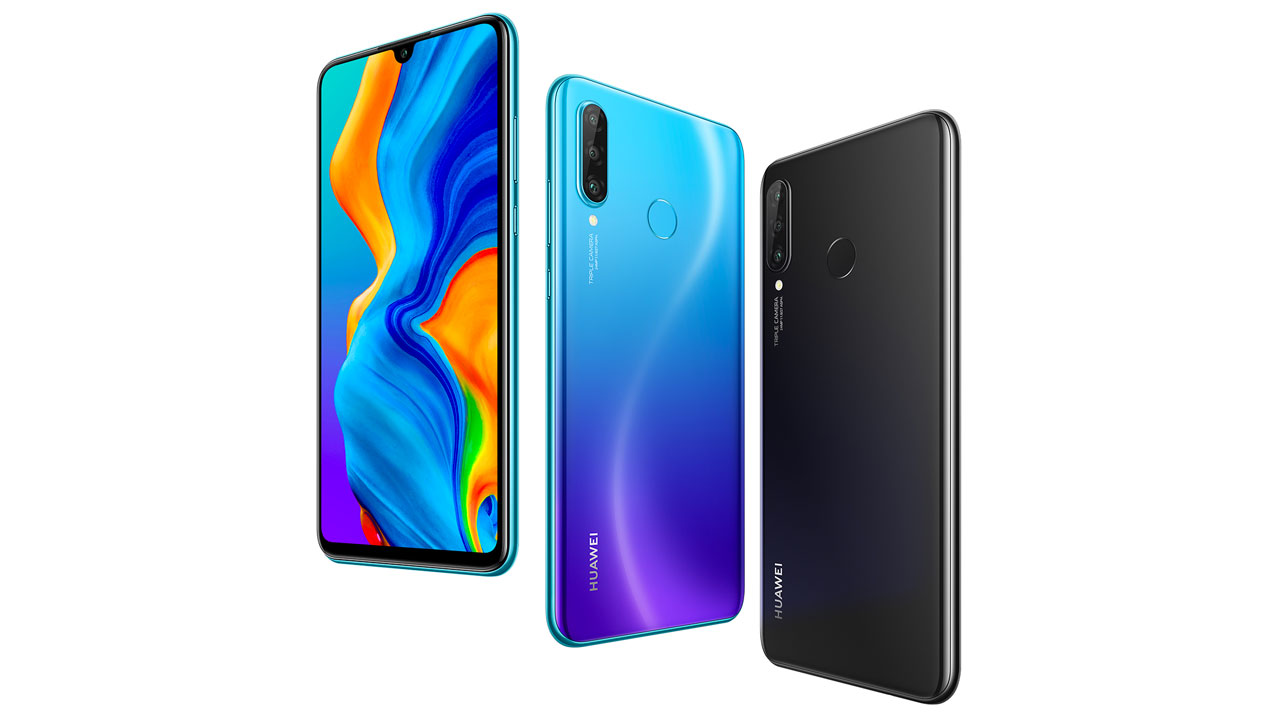 Huawei P30 Lite Has Another Name Nova 4e