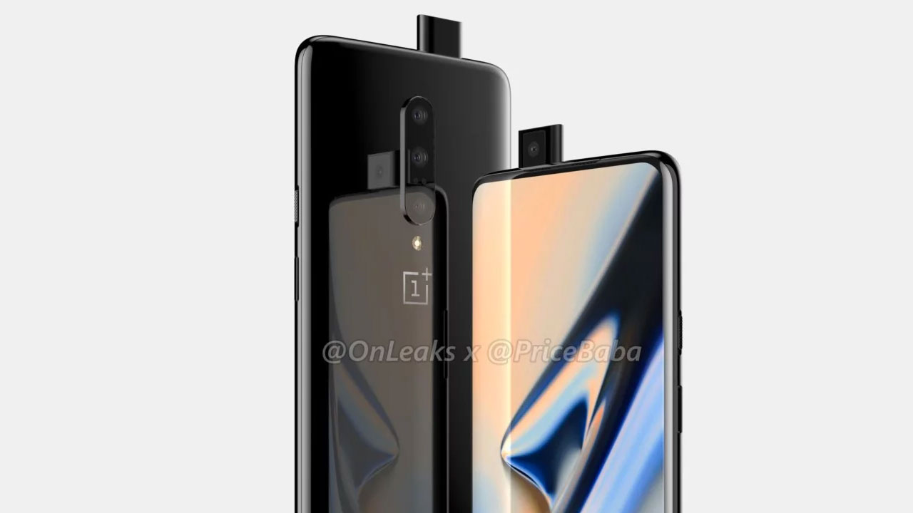 OnePlus 7 Pro has a 48 MP rear camera?