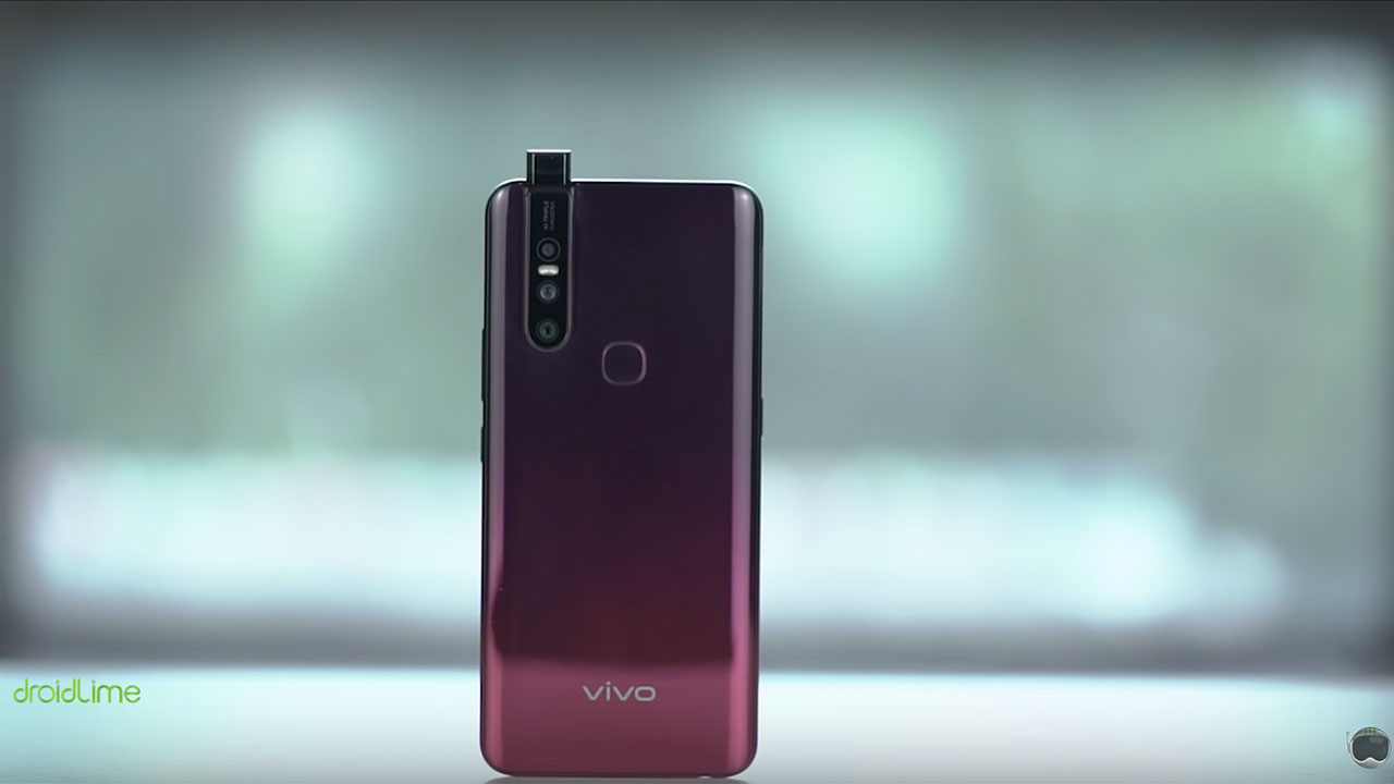 Review Vivo V15 Hp Bezel Less Paling Terjangkau