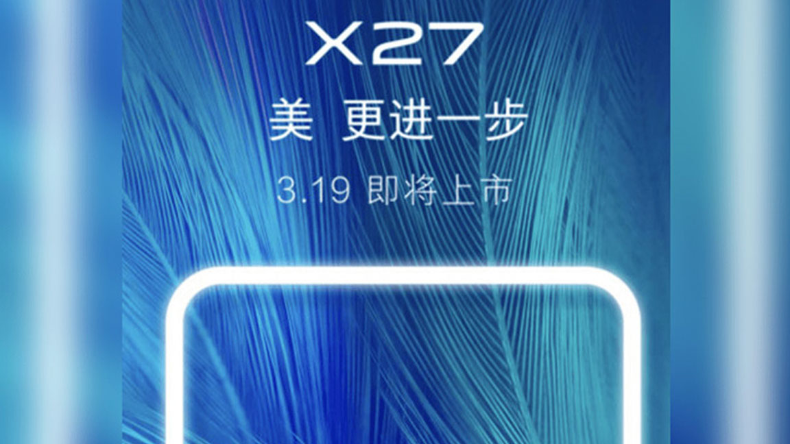 Not Yet Released, Vivo Has Loved Leak Offal Vivo X27