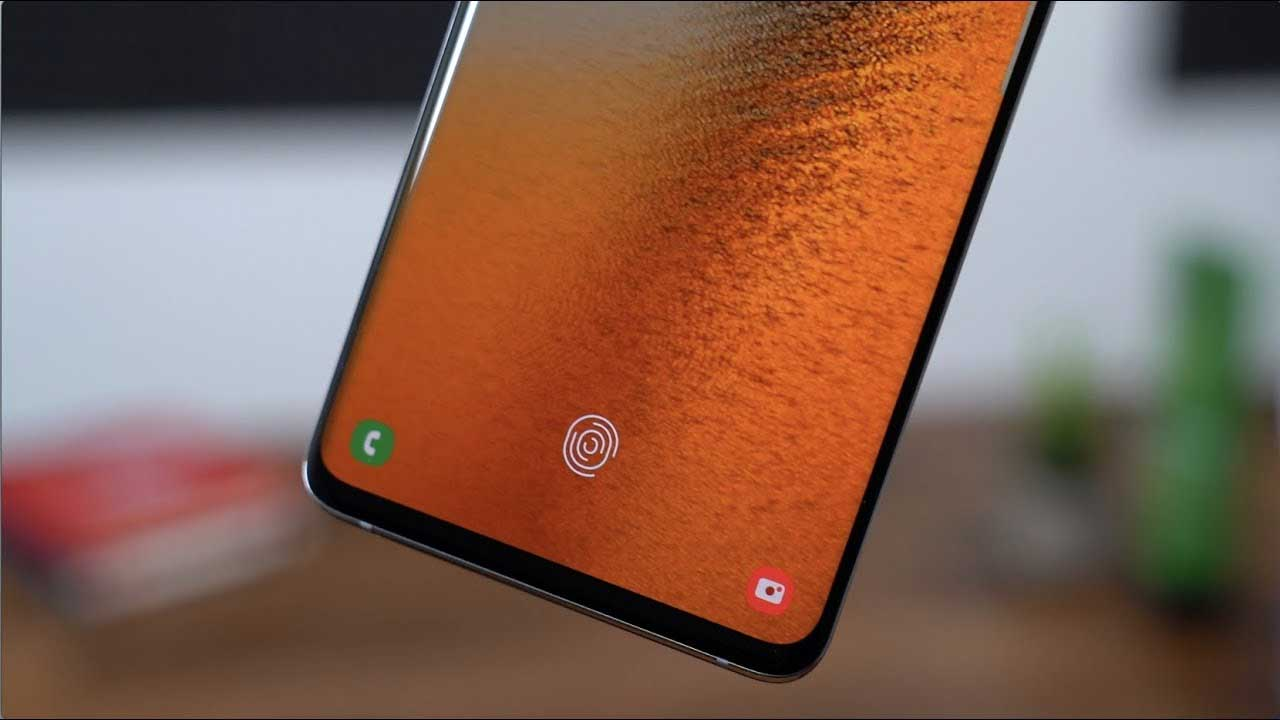 Tips to Increase Fingerprint Accuracy of Samsung Galaxy S10