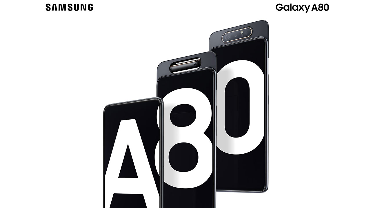 Samsung starts selling Galaxy A80 in Malaysia, the price?