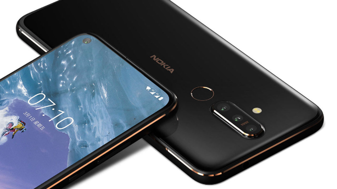 Got an event June 6, 2019, HMD Global Releases Nokia 6.2?