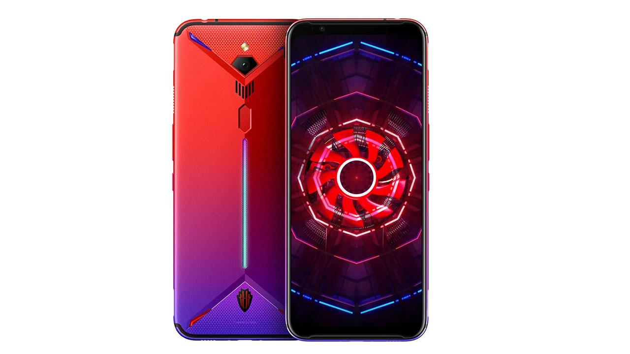 Red Magic 3 Nubia Topped AnTuTu List in June 2019