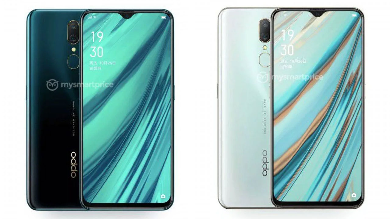 OPPO A9 Key Specifications Appear on the Internet