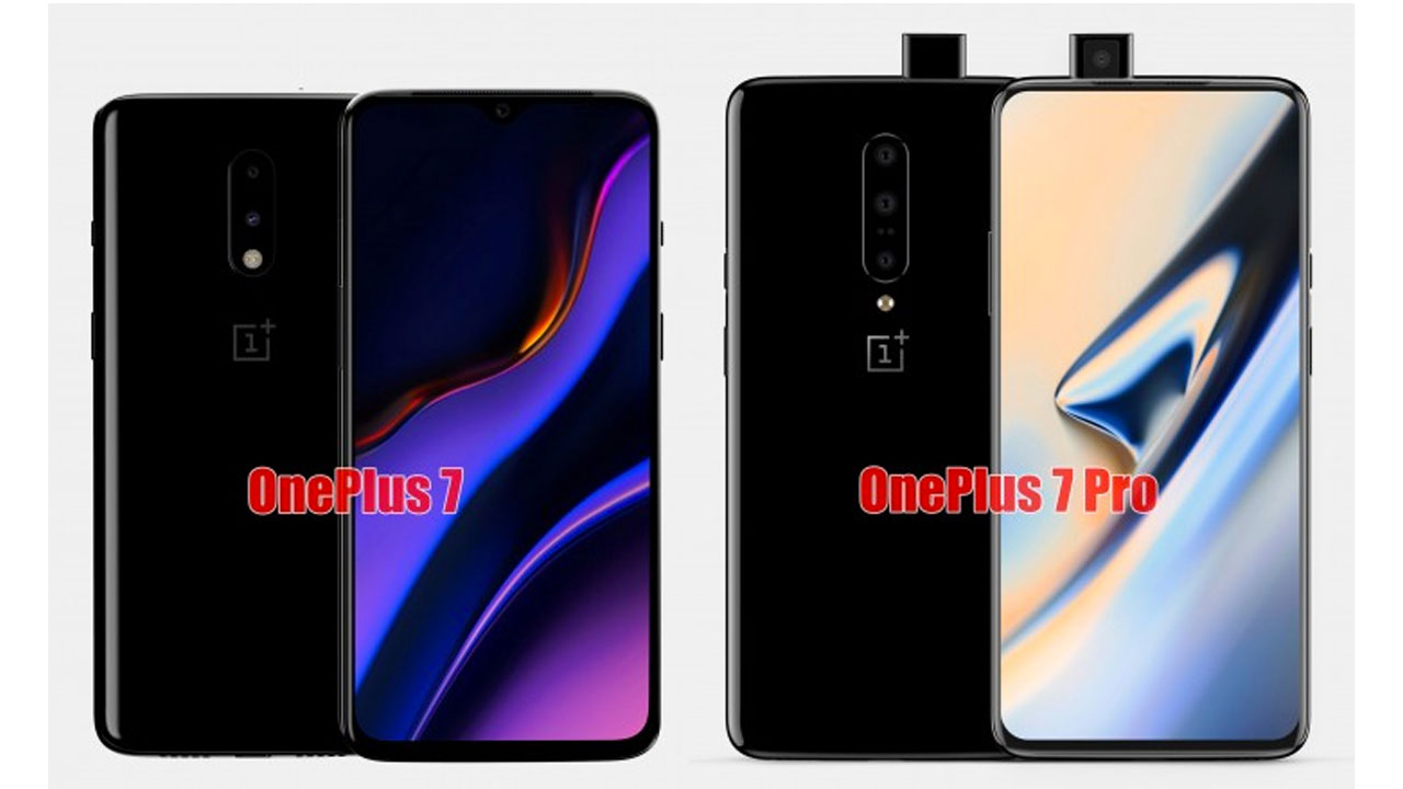 OnePlus 7 and 7 Pro Key Specifications Clear on the Internet