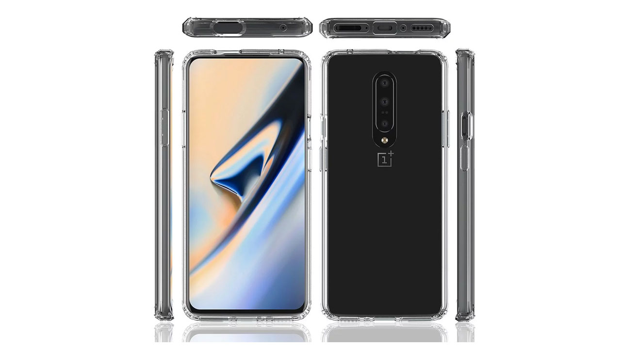 Storage Capacity And Battery OnePlus 7 and 7 Pro revealed