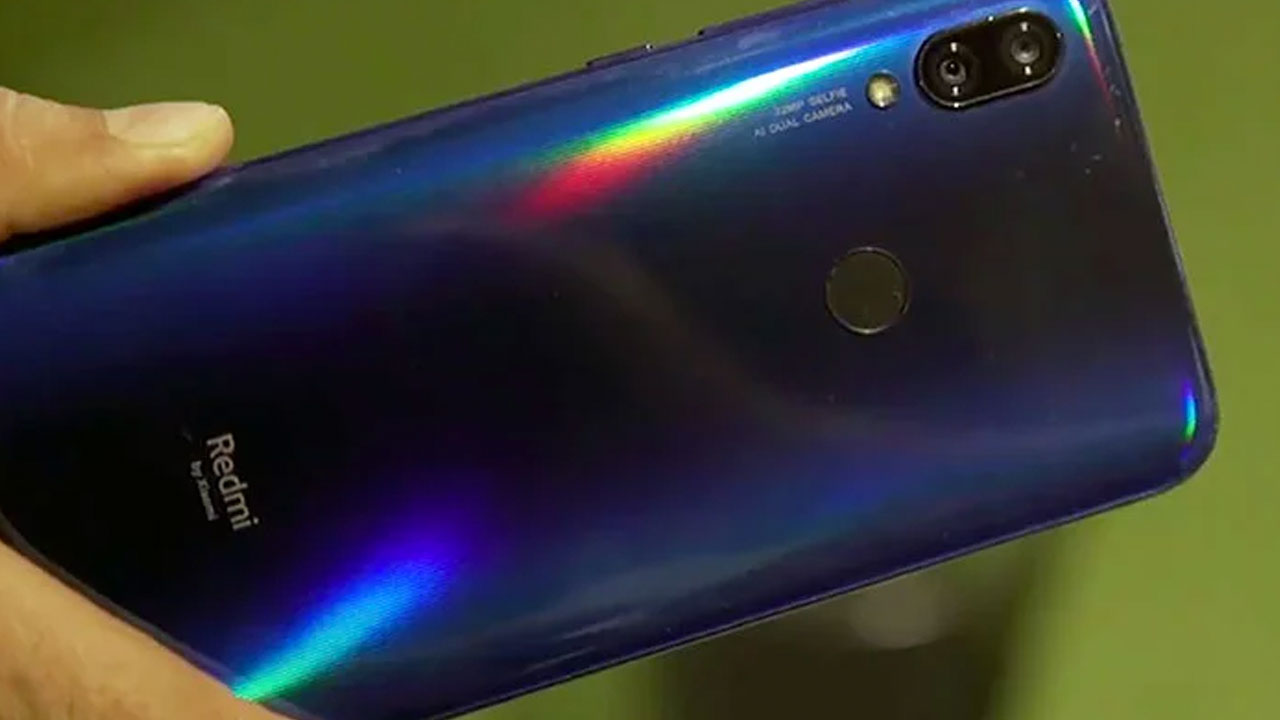 Redmi Y3 Appears in a Short Video