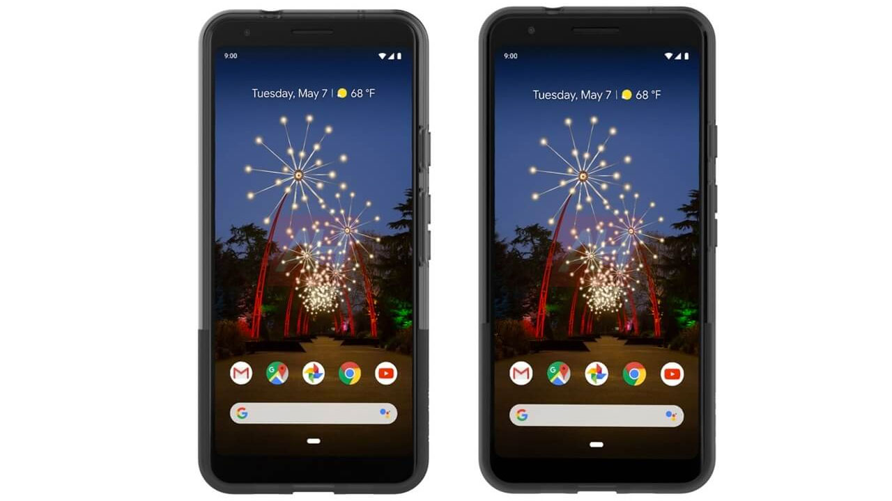 Google Pixel Specification Sheet 3a Appears on the Internet