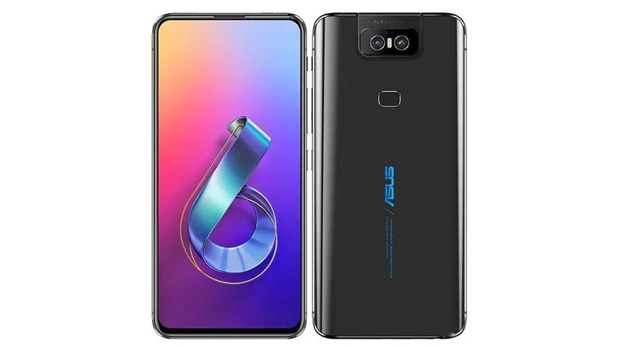 Especially in India, ASUS Changes the Zenfone 6 Name to 6Z