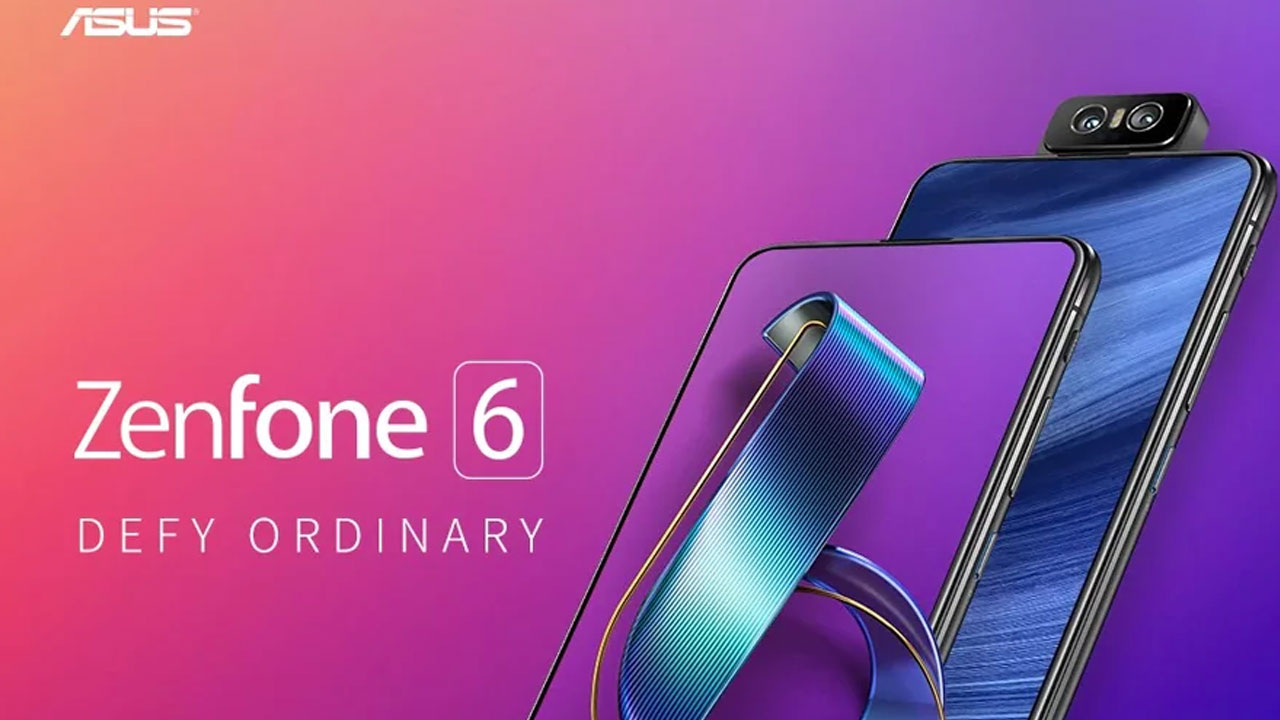 ASUS ZenFone 6 Get Camera Upgrade