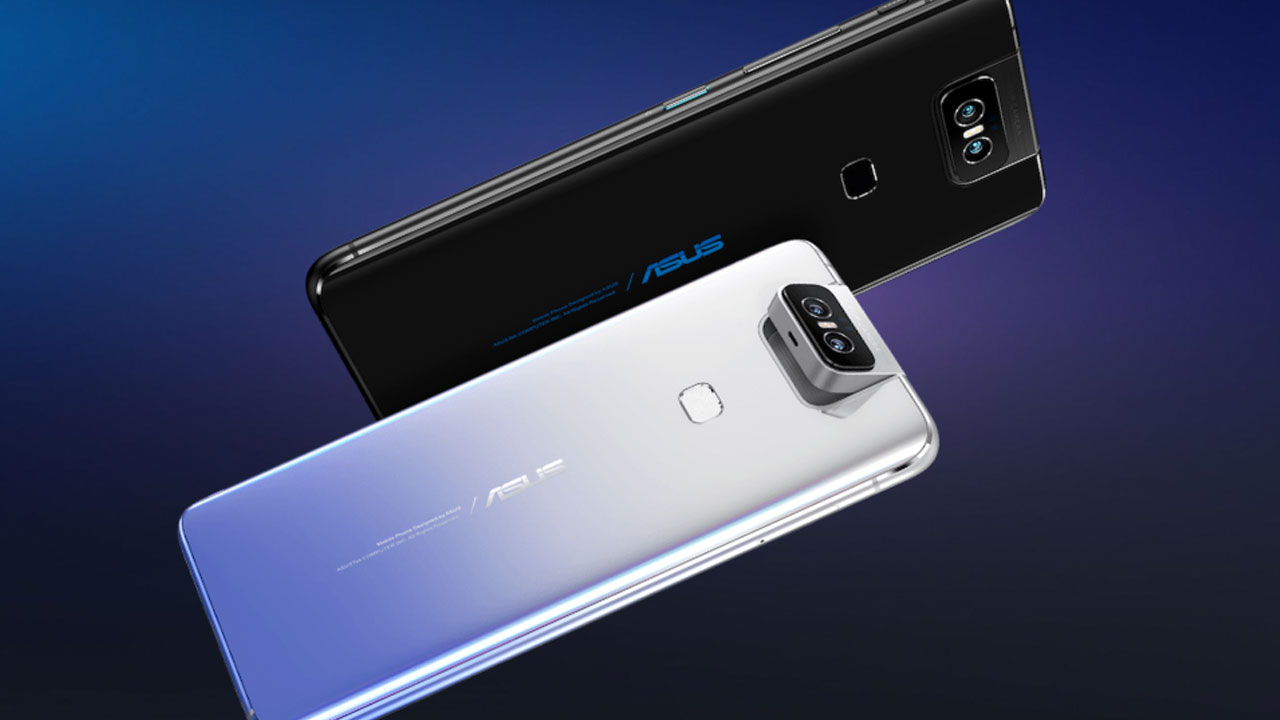 This is Zenfone 6, ASUS Ter-flagship Smartphone Unique Design