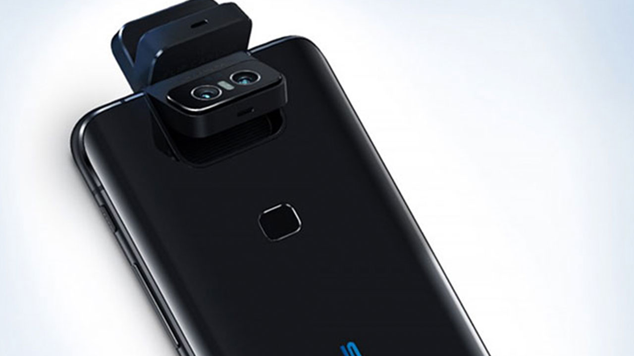 ASUS ZenFone 6 Disassembled, Battery and Easy Detachable Camera Module