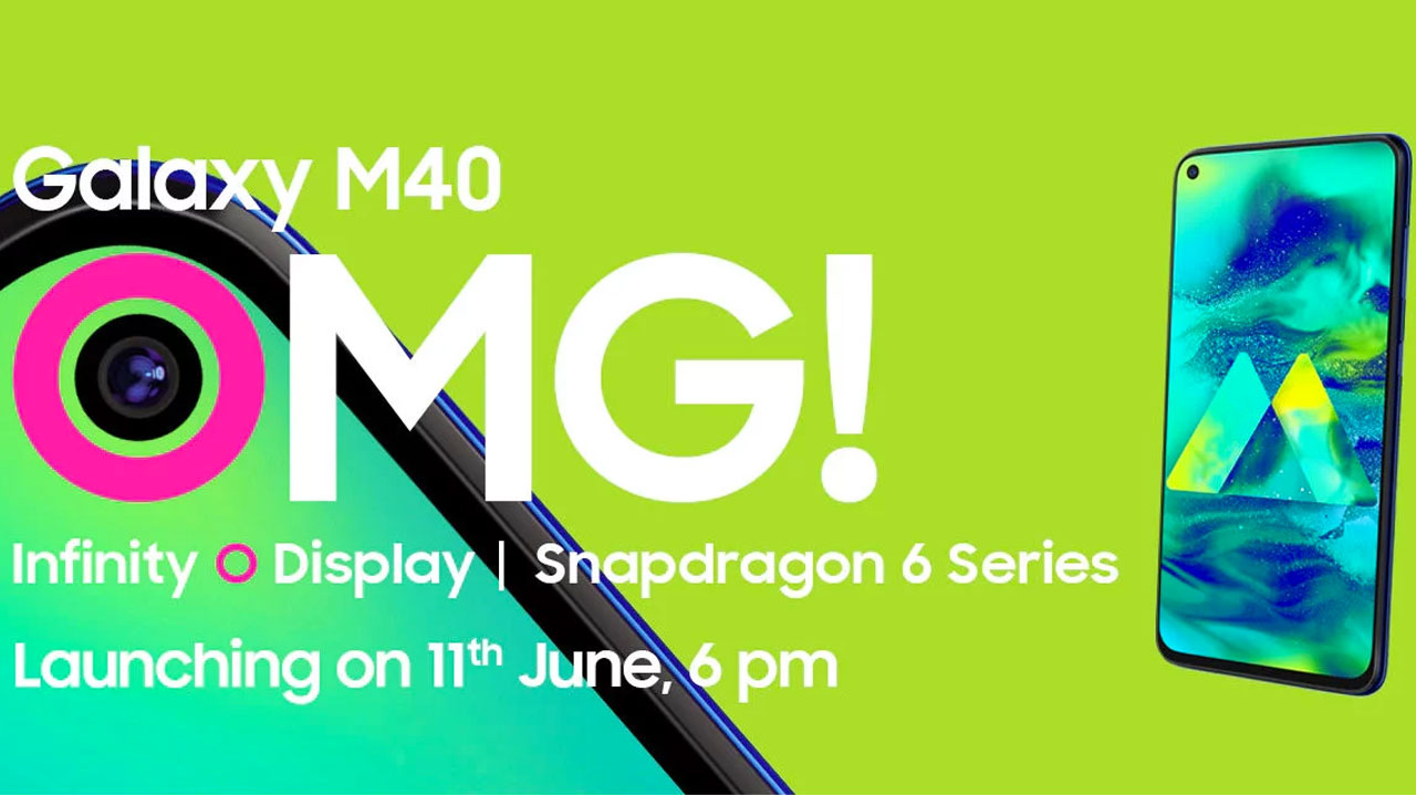 This is the Release Date of the Galaxy M40 with the Snapdragon 6 Series