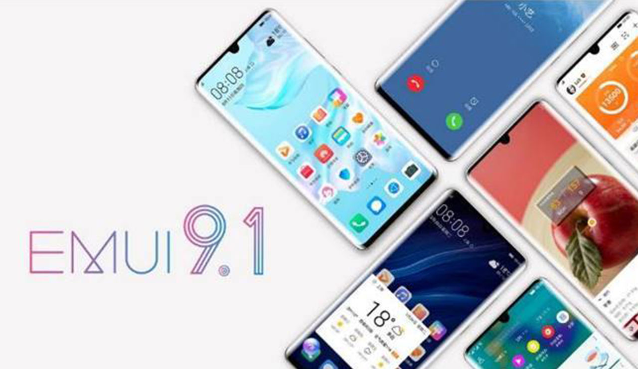 Huawei Releases Update EMUI 9.1.0.153 for P30 Series