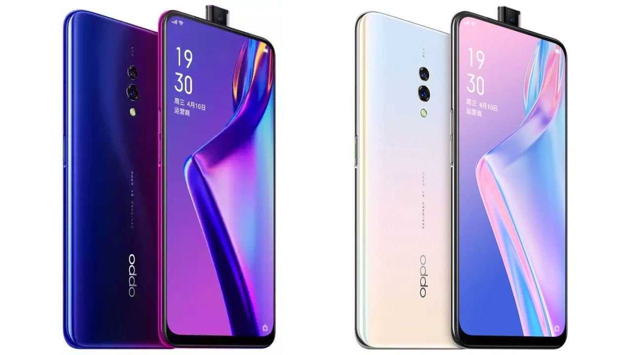 Officially Launched, This is the OPPO K3 Price with a Pop-up Front Camera