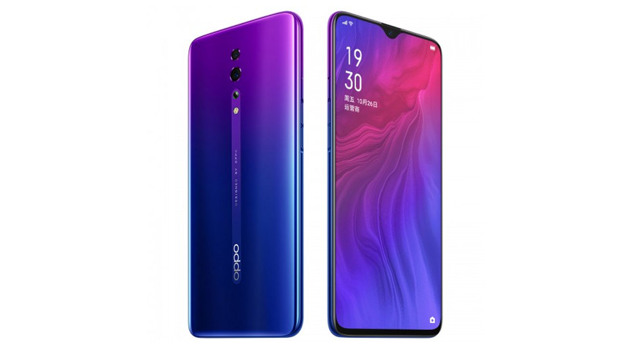 Secretly OPPO Reno Z Released Using Helio P90