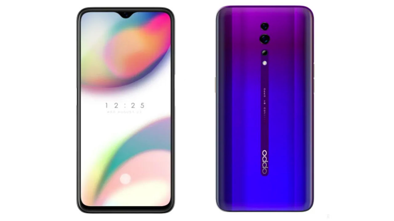 OPPO Reno Z Render and Price Revealed