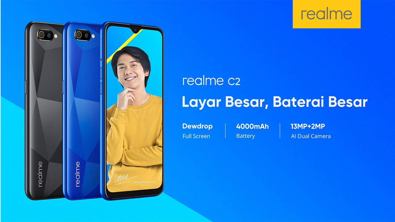 Realme C2 Sold 4 Thousand Units in Short Time