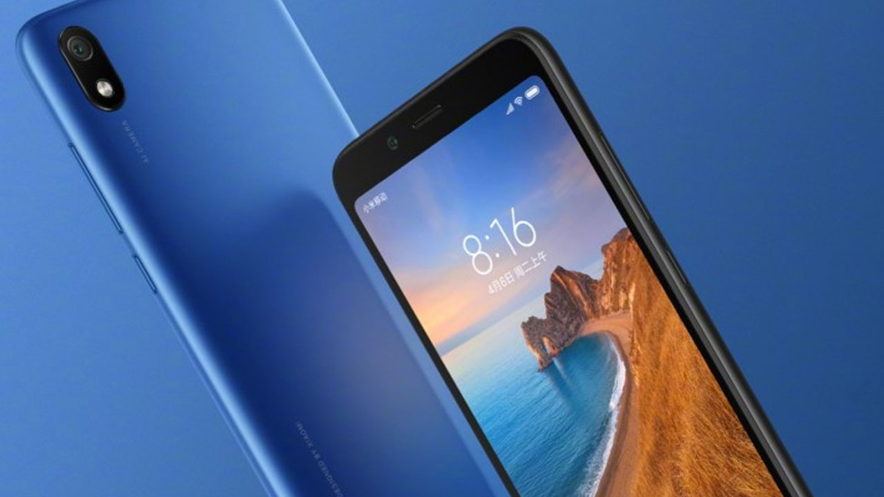 How much is the Redmi 7A and when can it be bought?