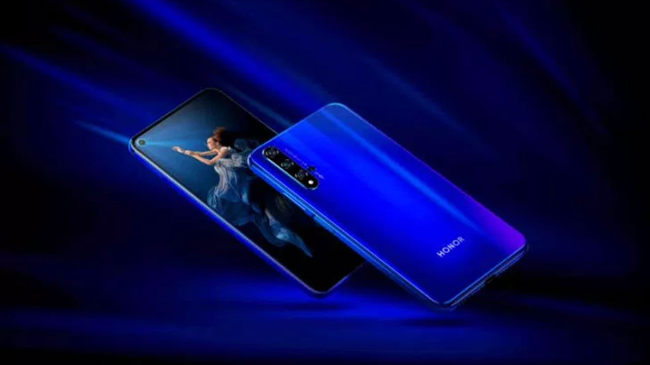 Official Honor 20 Pro Introduced, When to Start Sale?