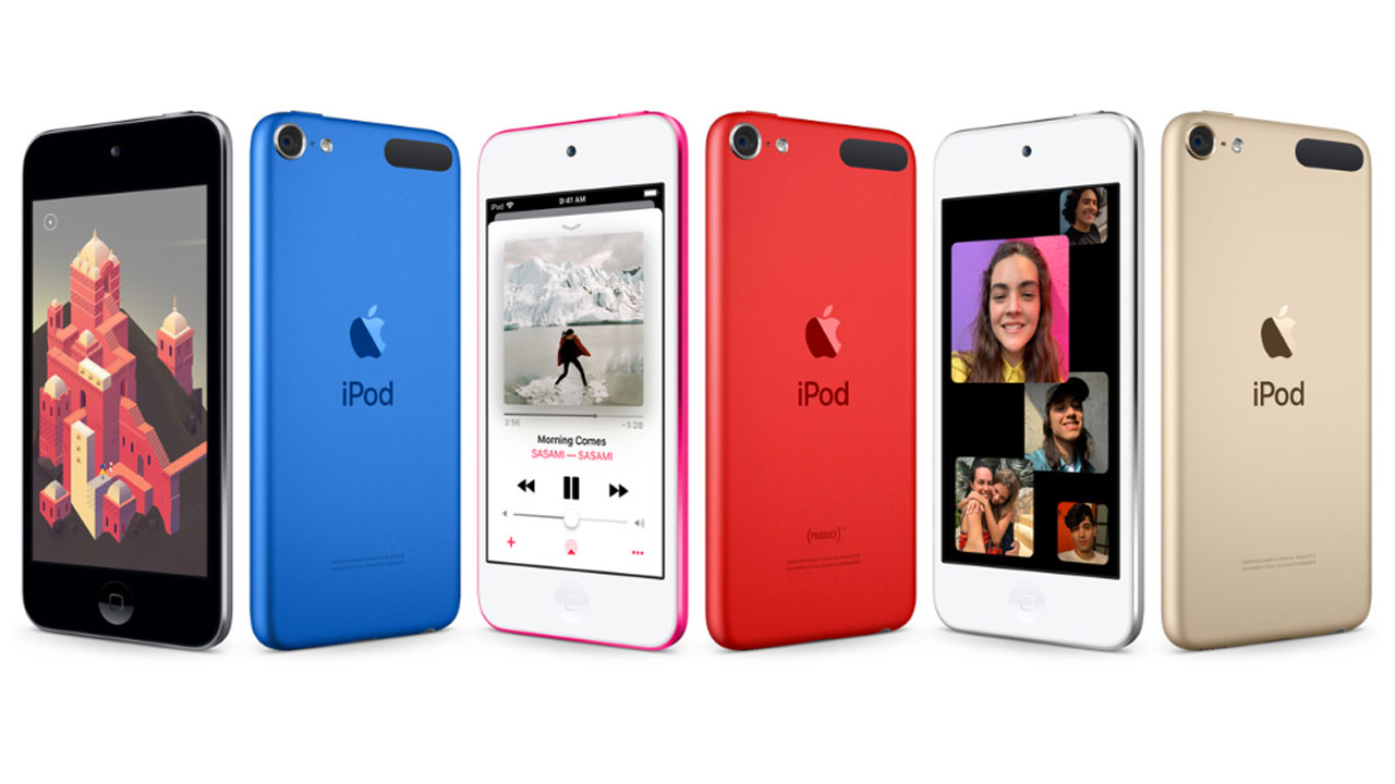 The Latest Apple iPod Touch Release, What Is the Attraction?