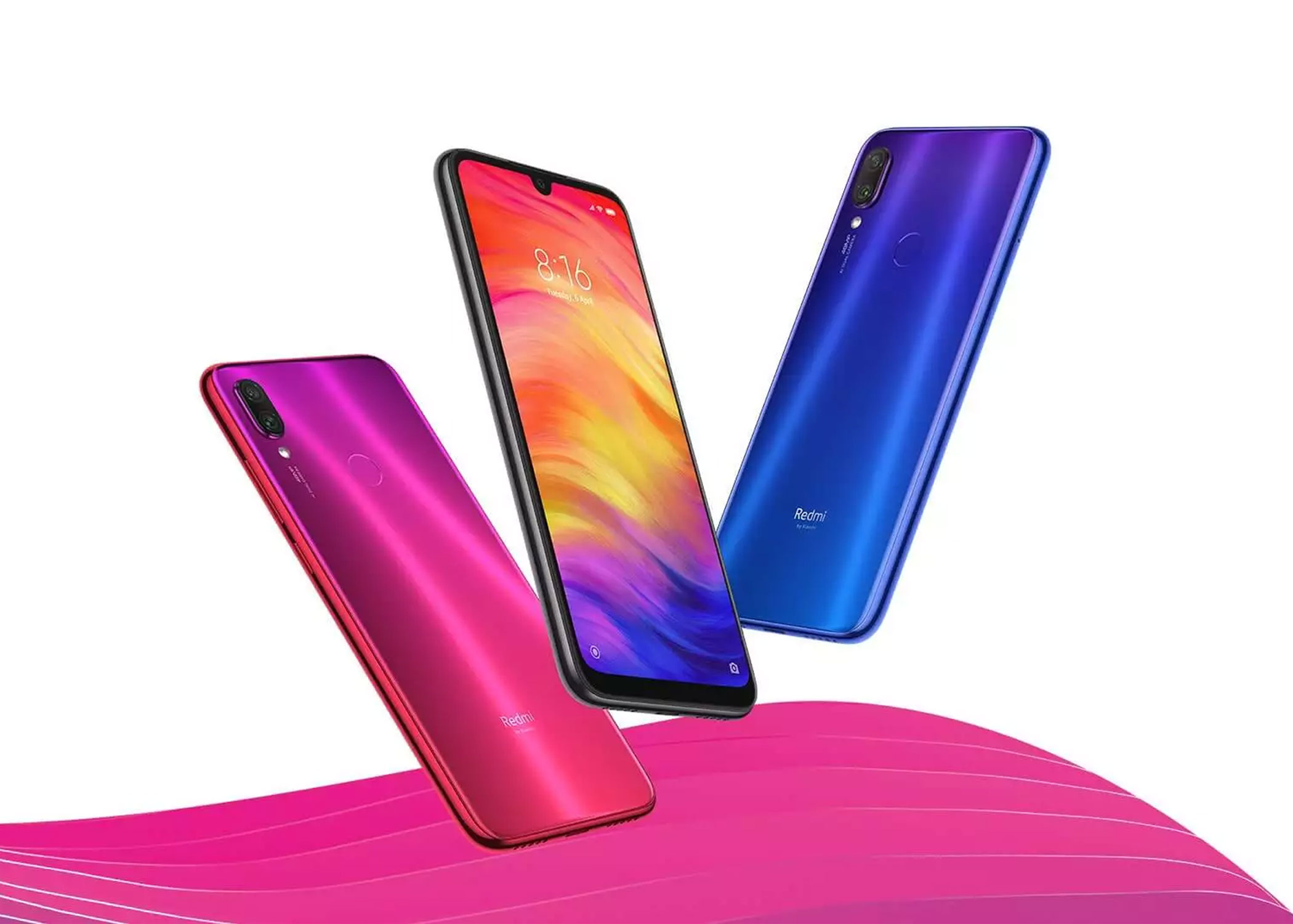 The Redmi Note 7S with a 48 MP Camera Officially Breezes