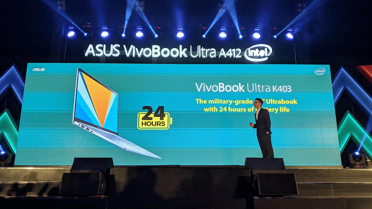 ASUS Rilis VivoBook Ultra K403 dengan Daya Tahan Baterai 24 Jam